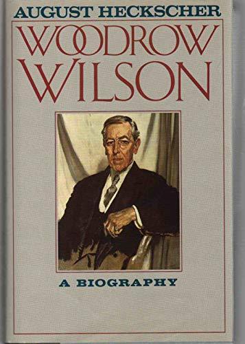 WOODROW WILSON: Heckscher, August