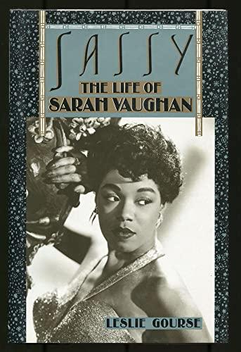 9780684193175: Sassy: the Life of Sarah Vaughan