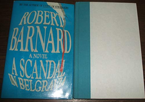 9780684193229: A Scandal in Belgravia