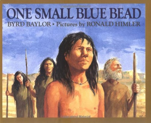 9780684193342: One Small Blue Bead