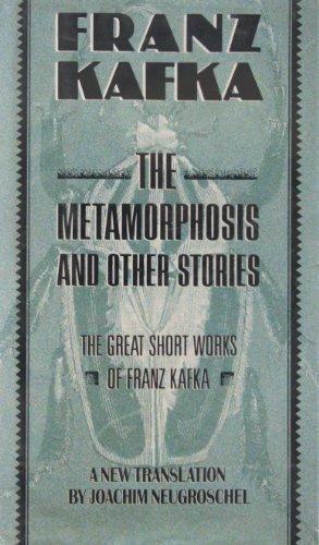 Metamorphosis and Other Short Stories,The: Kafka, Franz; Neugroschel,