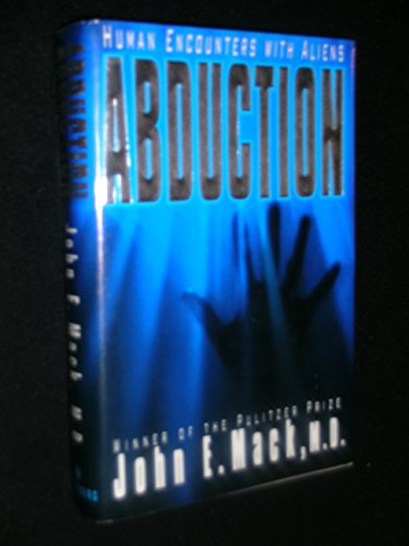 9780684195391: ABDUCTION: HUMAN ENCOUNTERS WITH ALIENS