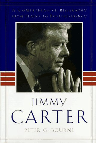 9780684195438: Jimmy Carter: A Comprehensive Biography from Plains to Post-Presidency