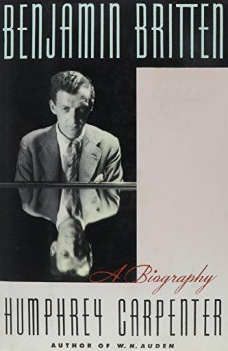 9780684195698: Benjamin Britten: A Biography