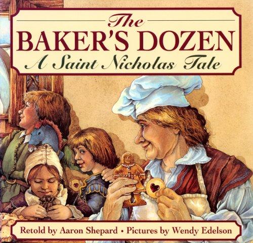9780684195773: The Baker's Dozen: A Saint Nicholas Tale