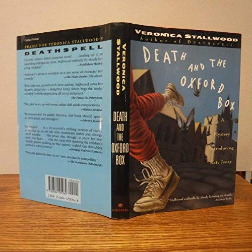 9780684195964: Death and the Oxford Box: A Mystery Introducing Kate Ivory