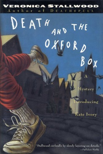 Death and the Oxford Box: A Mystery Introducing Kate Ivory