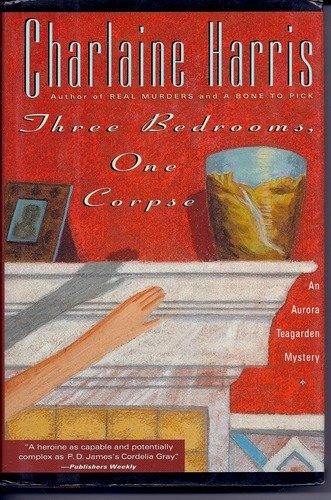 Three Bedrooms, One Corpse ***SIGNED***: Charlaine Harris