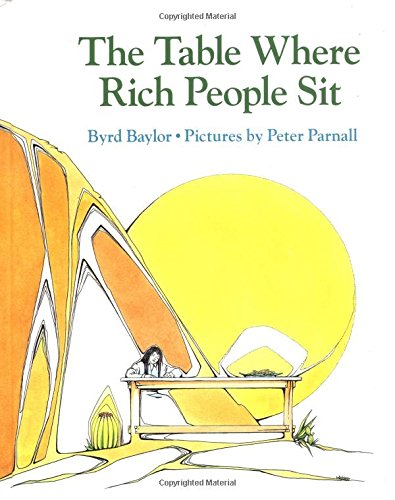 9780684196534: The Table Where Rich People Sit
