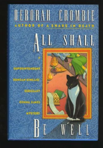 All Shall be Well ----INSCRIBED----: Crombie, Deborah