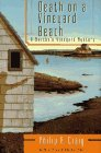 9780684197173: DEATH ON A VINEYARD BEACH: A Martha's Vineyard Mystery
