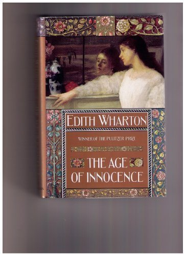 9780684197197: The AGE OF INNOCENCE ART EDITION JACKET