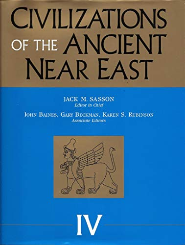 9780684197234: Civilization of the Ancient Near East