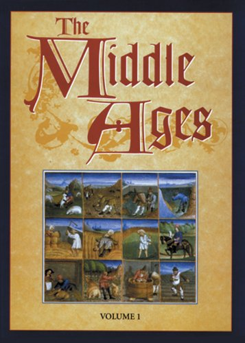 9780684197739: The Middle Ages : An Encyclopedia for Students (4 v. set)