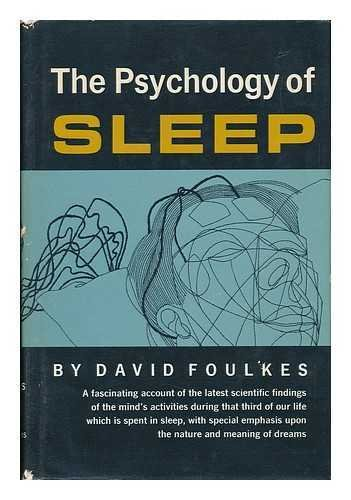 9780684310381: The Psychology of Sleep