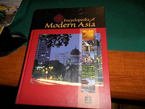 ENCYCLOPEDIA OF MODERN ASIA, Volume 2: China: David & Karen