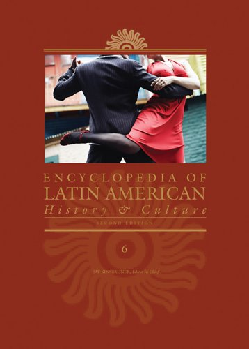 9780684312705: Encyclopedia Of Latin American History And Culture 6 Vol Set