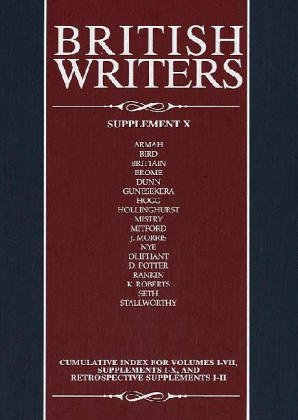 British Writers: Supplement: Kilvert, Ian Scott