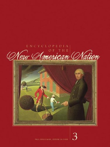 9780684313467: The Encyclopedia of the New American Nation