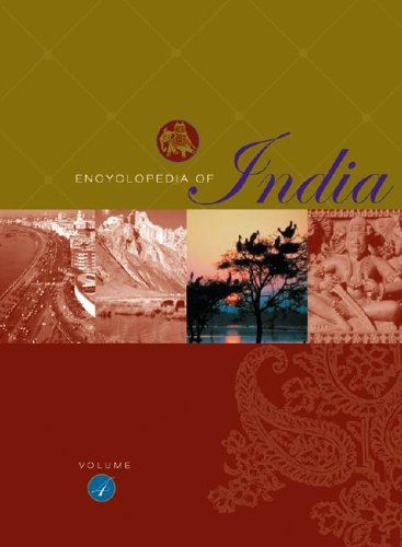 9780684313498: Encyclopedia of India (4 Volume Set)