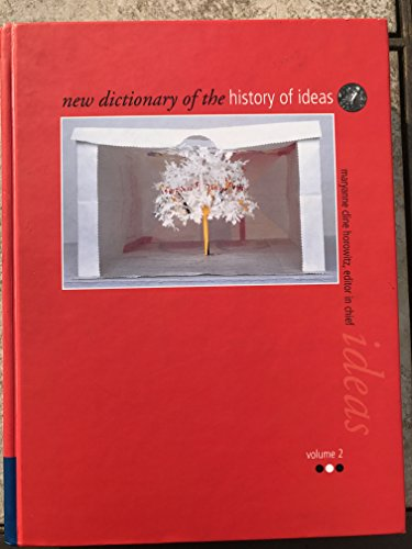9780684313795: New Dictionary Of The History Of Ideas: 002