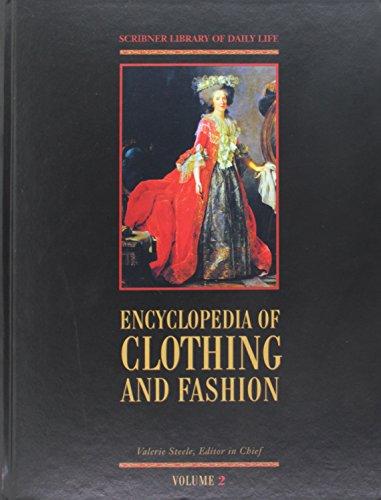 9780684313962: Encyclopedia of Clothing and Fashion (Volume 2: Fads to Nylon)