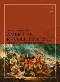 9780684314709: Encyclopedia of the American Revolution: Library of Military History