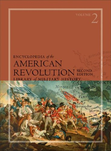 9780684315133: Encyclopedia of the American Revolution: Library of Military History