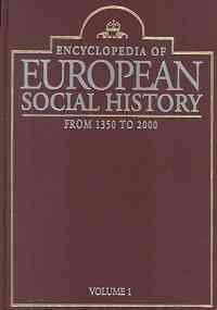 9780684315140: Encyclopedia of European Social History