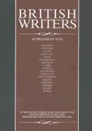 British Writers: Supplement XVII (British Writers Supplements): Jay Parini