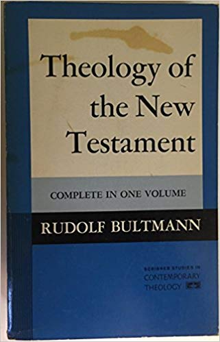 9780684411903: Theology of the New Testament (Scribner studies in contemporary theology)