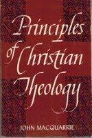 Principles of Christian Theology: MacQuarrie John
