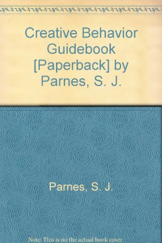 9780684413969: Creative Behavior Guidebook