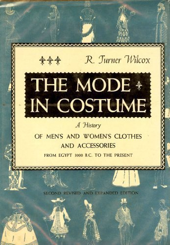 9780684414874: The Mode in Costume
