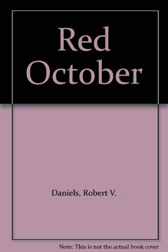 9780684717449: Red October