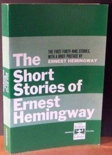 9780684718064: The Short Stories of Ernest Hemingway