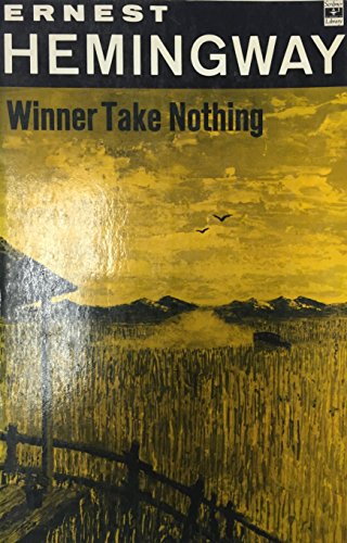 9780684718101: WINNER TAKE NOTHING