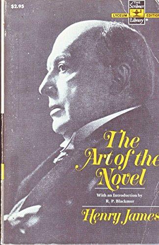 9780684718187: The Art of the Novel: Critical Prefaces (introduction By R. P. Blackmur)