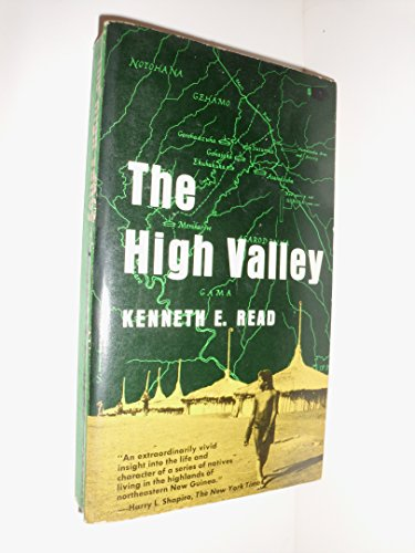 9780684718798: The High Valley (1965 Museum Of Natural History Special Members Edition)