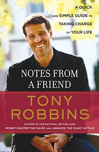 9780684800561: Notes from a Friend: A Quick and Simple Guide to Taking Control of Your Life