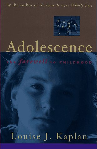 9780684800622: Adolescence: The Farewell to Childhood