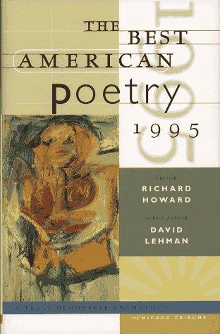 9780684801506: The Best American Poetry, 1995