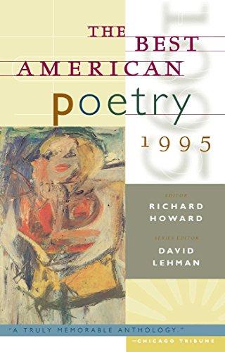 9780684801513: The Best American Poetry 1995