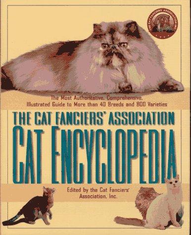 9780684801865: Cat Fanciers' Association Cat Encyclopedia