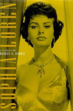 9780684802732: Sophia Loren: A Biography
