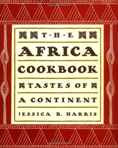 9780684802756: The Africa Cookbook
