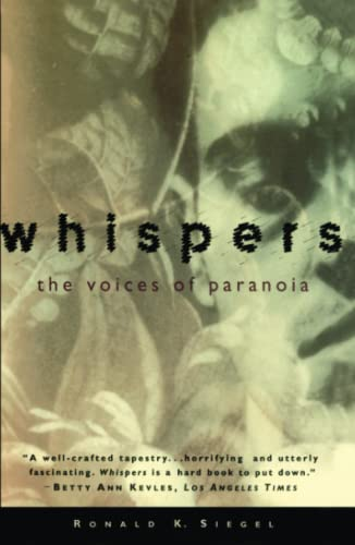 9780684802855: WHISPERS: The Voices of Paranoia