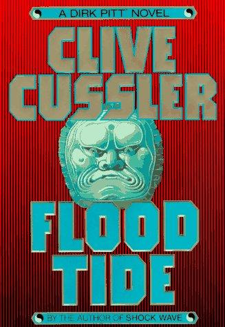 """Flood Tide """" Signed """": Cussler, Clive"""