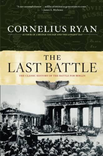9780684803296: Last Battle: The Classic History of the Battle for Berlin