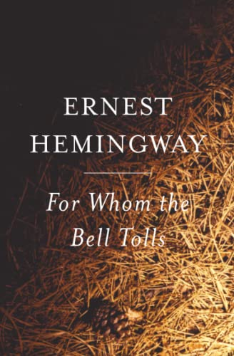 9780684803357: For Whom the Bell Tolls